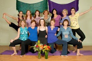 2010 200-Hour Life Balance Yoga Teacher Graduates